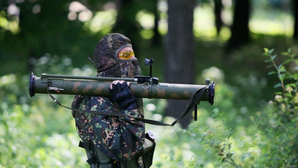 Sexe région de Donetsk