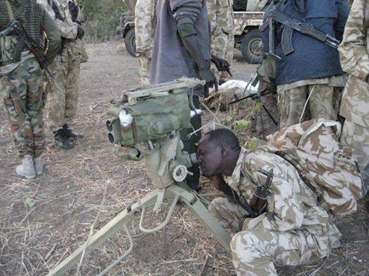 صاروخ Kornet الروسي المضاد للدروع ينتشر في الدول العربيه  Kornet_sudan1