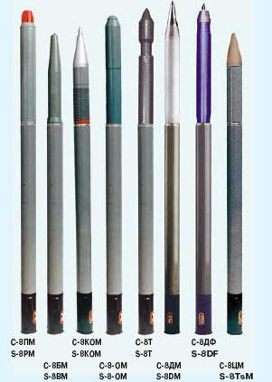 s8 variants