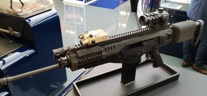 ARX Carbine_Intelligent Rail