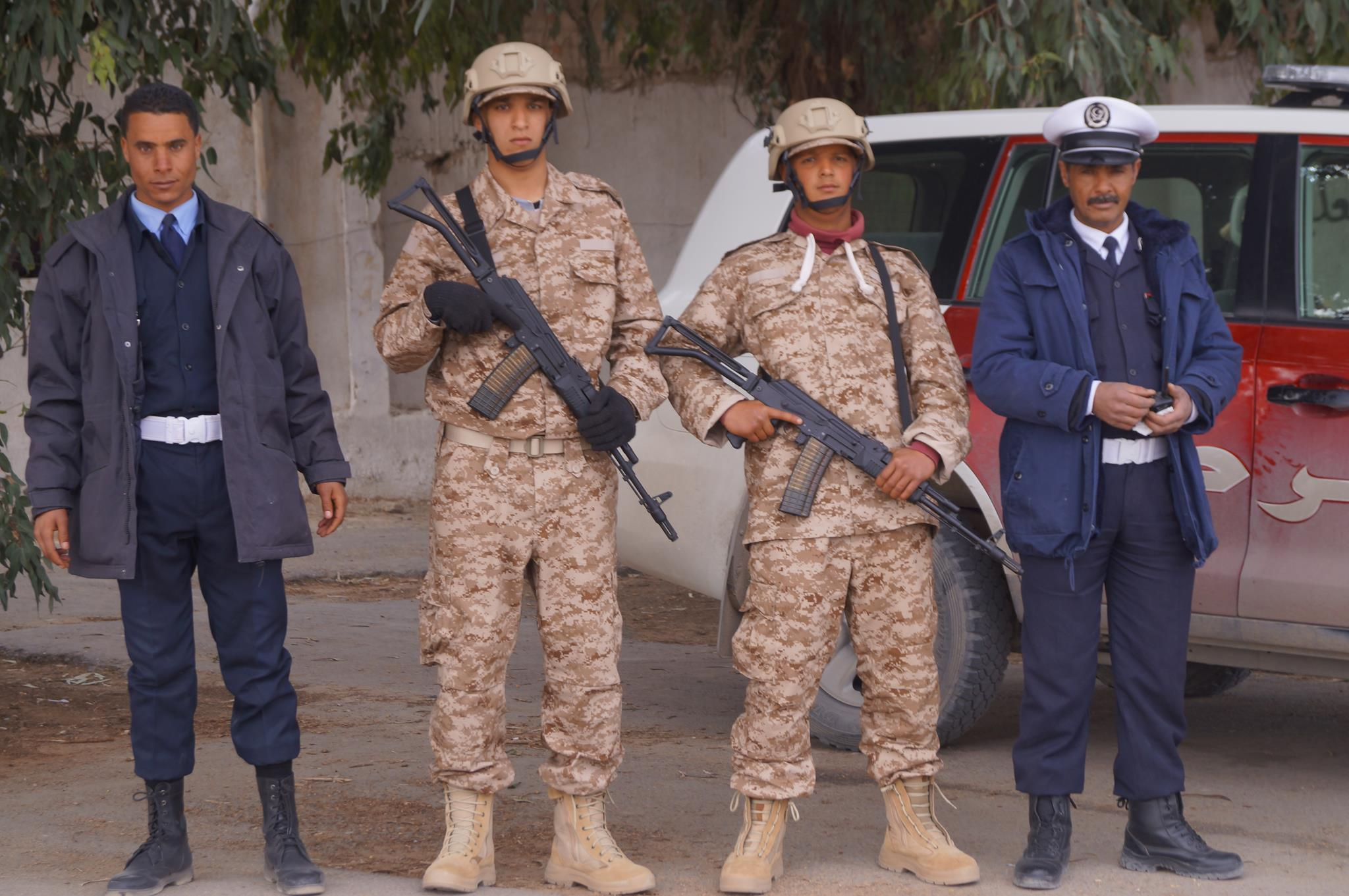 Bulgarian AR-M9 & AR-M9F rifles supplied by UAE to allied