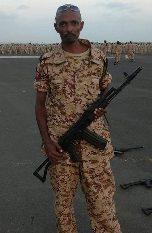 Sudanese Army Jan 2016