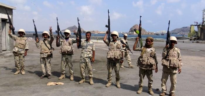 Yemen Aden Jan 2016