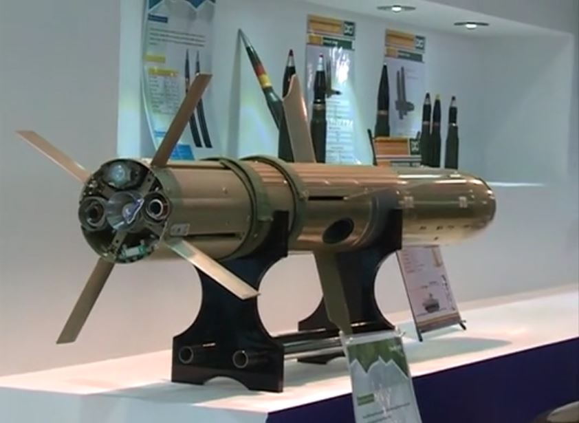 Iran unveils Toophan-3 anti-tank guided weapon at Baghdad arms expo