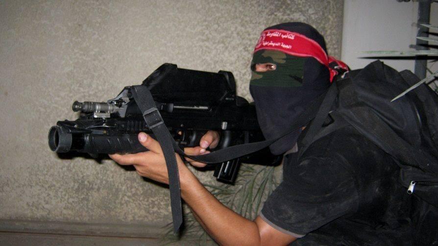 DFLP Gaza 2014