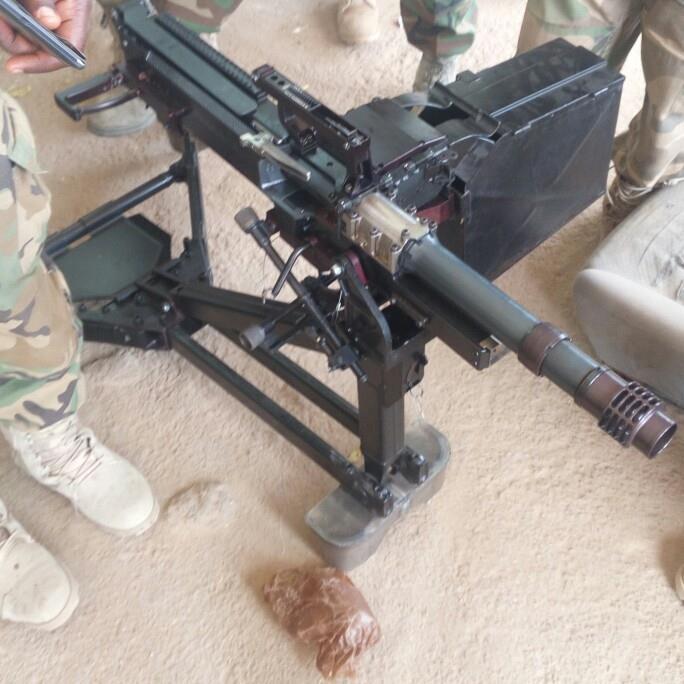 UAG-40 Nigerian Army