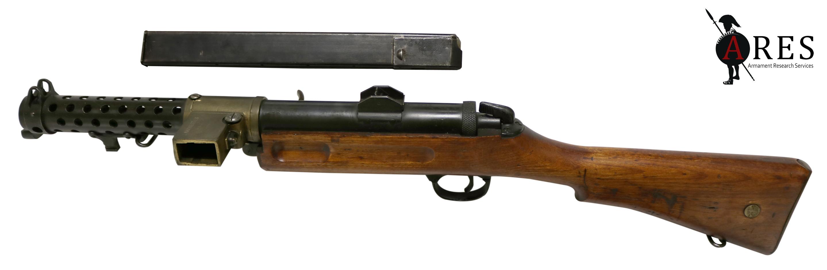 British sub-machine gun development: an overview – Armament