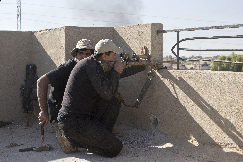 ISOF Arms Equipment Part 2 Precision Rifles
