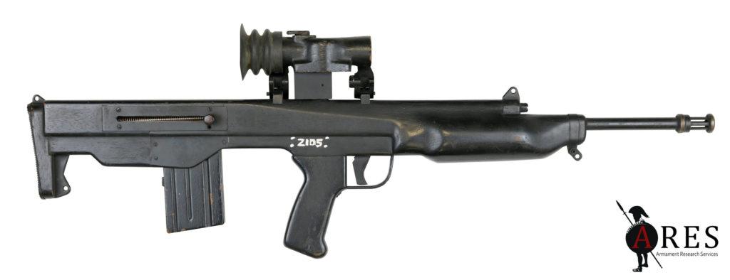 British Enfield SA80 Part 1: Mock-ups – Armament Research