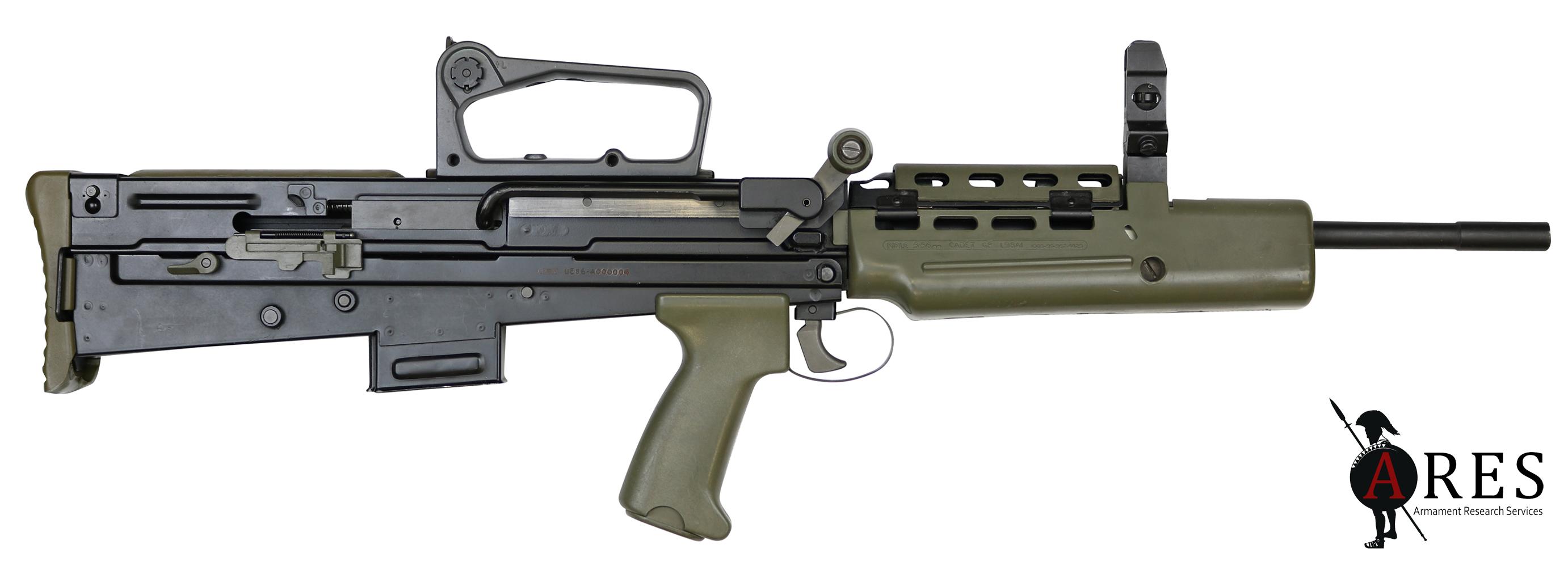 How to Strip a L98 A1 Cadet Gp Rifle