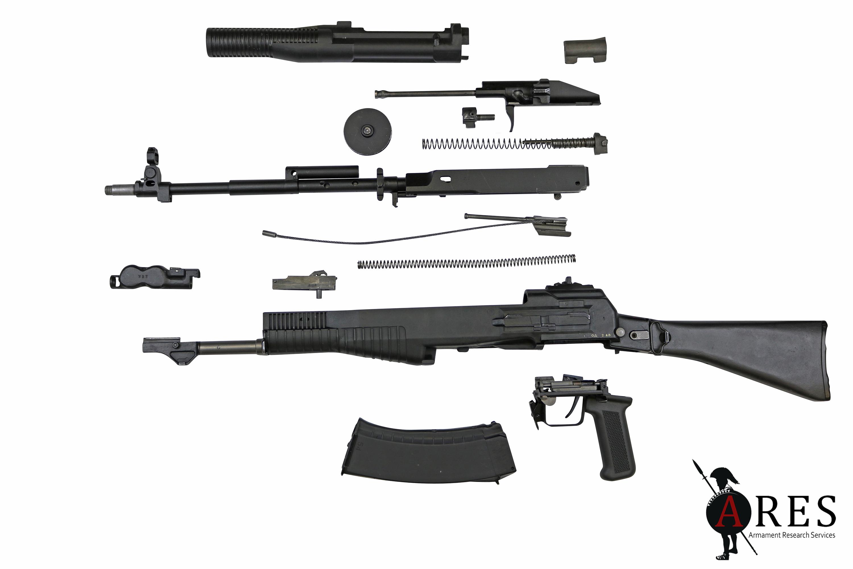 Russian AN-94 self-loading rifle – Part 2 – Armament