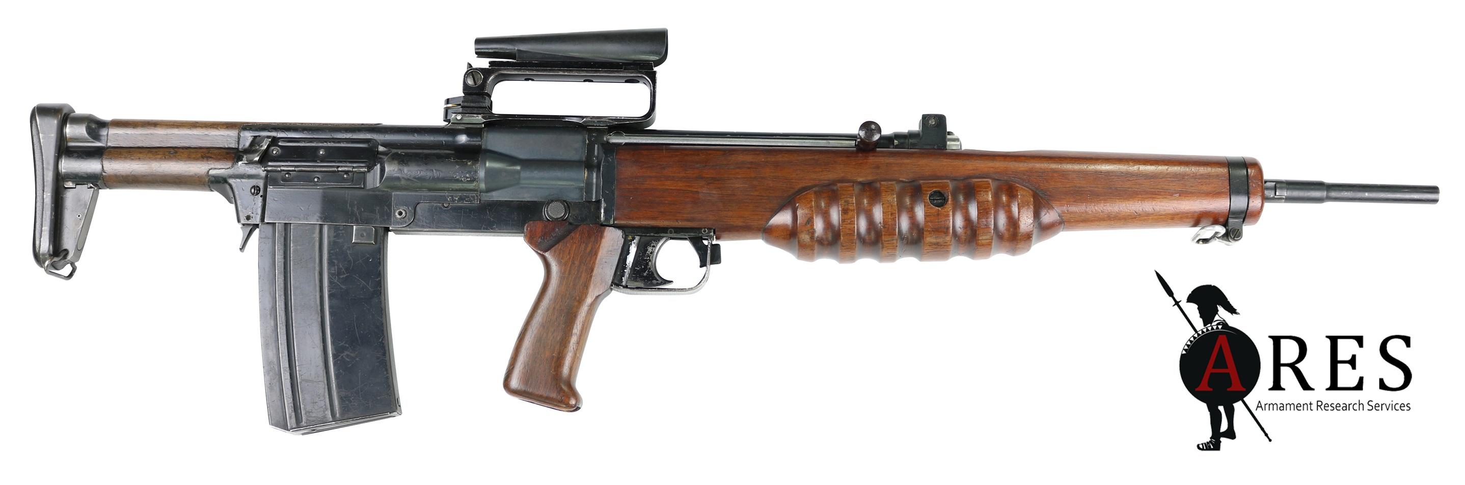 British Janson E M 2 automatic rifle – Armament Research