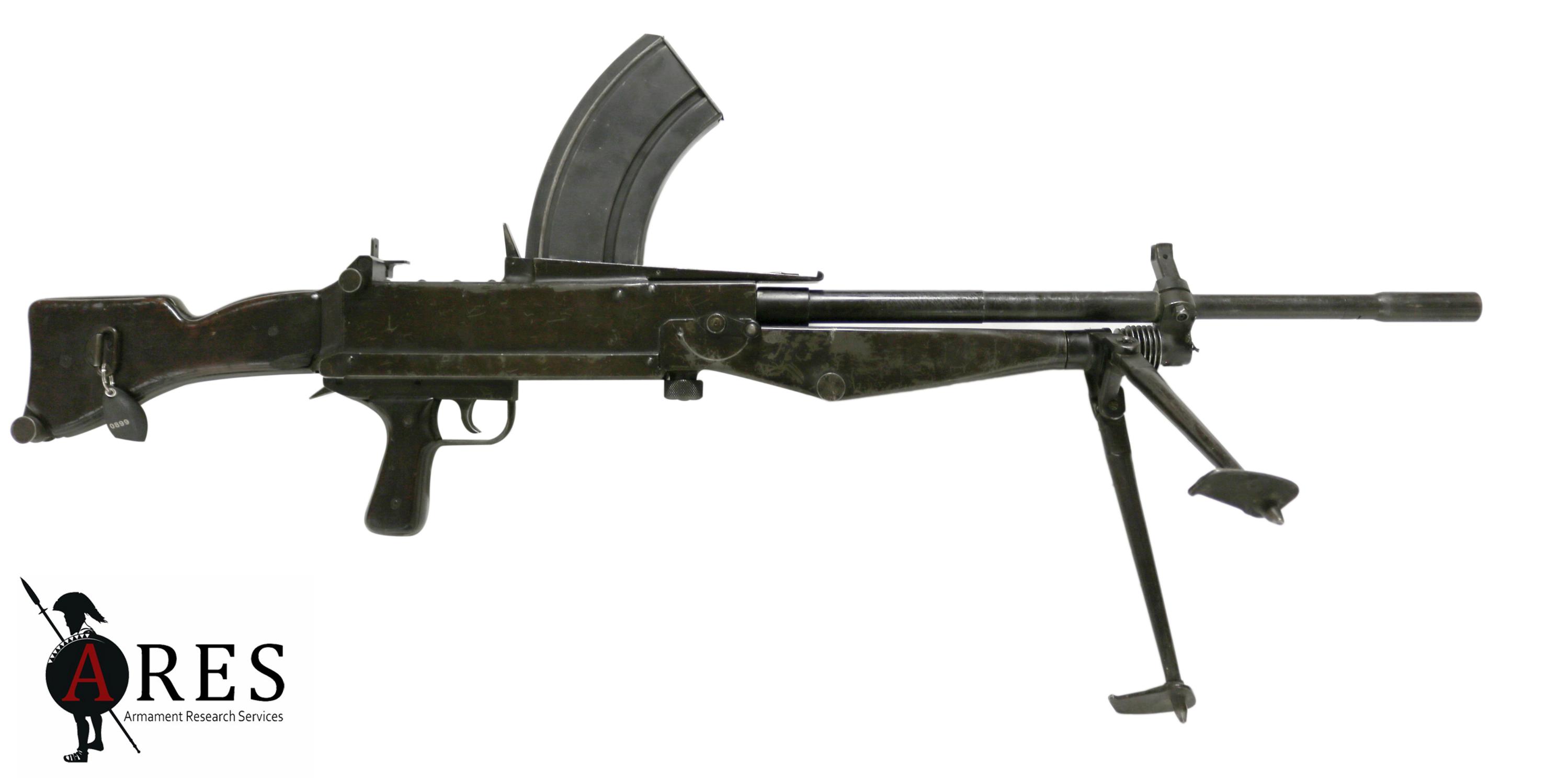 British Besal (Faulkner) light machine gun – Armament Research Services