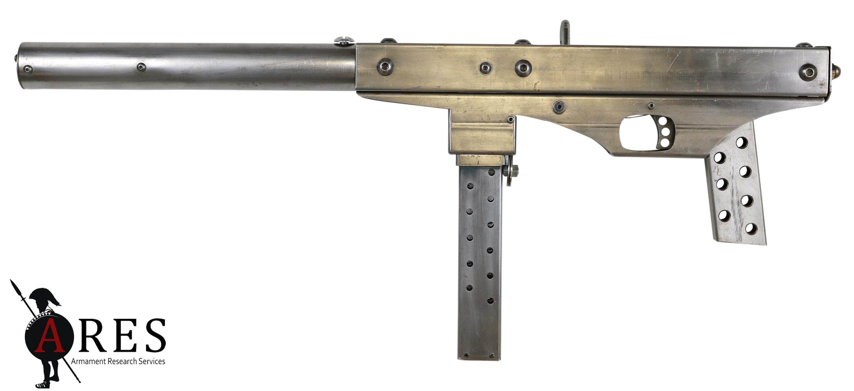 pa luty 9mm submachine guns armament research services