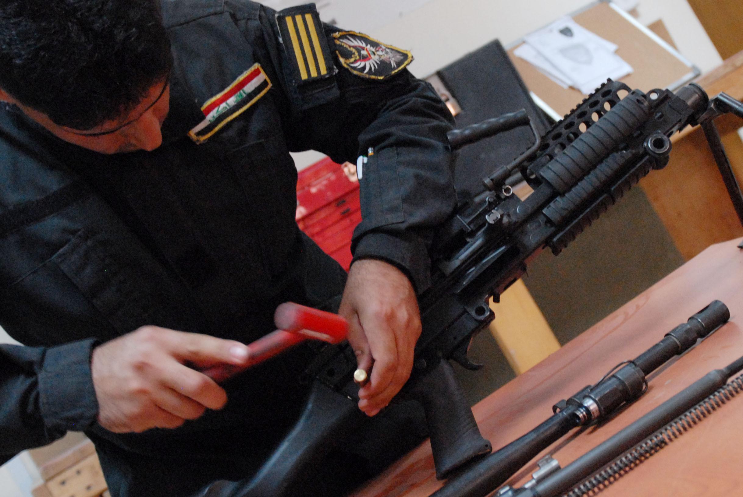 ISOF Arms & Equipment Part 3 – Machine Guns – Armament Research Services